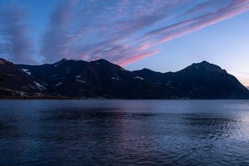 Lago d'Iseo da Lovere