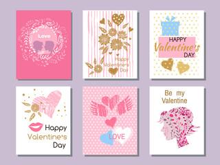 Set Valentine card17