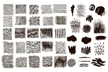 Set of texture12