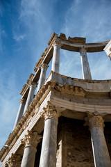 Roman Theater of Merida, Spain, 1st century BC