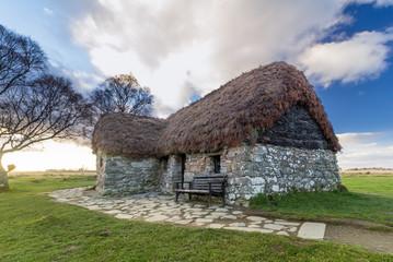Culloden Battlefield, near Inverness, Scotland.