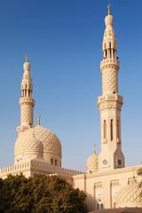 Minarets of the Jumeirah Mosque