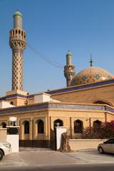 Imam Hussain Mosque in Dubai