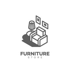 Furniture store logo