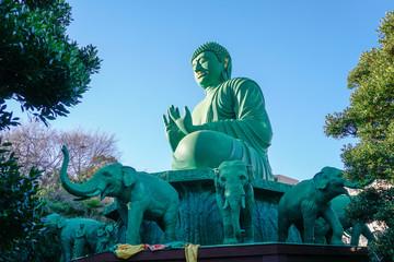 桃巌寺 名古屋大仏