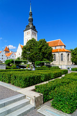 Nikolaikirche in Tallinn, Estland