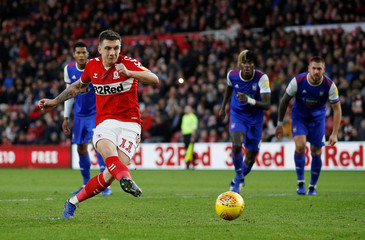 Championship - Middlesbrough v Ipswich Town