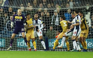 Championship - West Bromwich Albion v Sheffield Wednesday