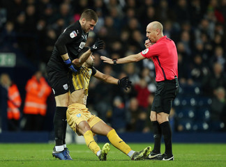 Championship - West Bromwich Albion v Sheffield Wednesday