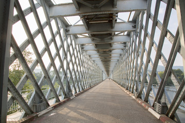 International Bridge in Tuy and Valencia