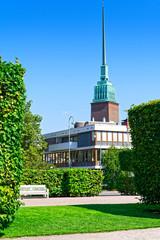 Mikael Agricola Kirche in Helsinki, Finnland