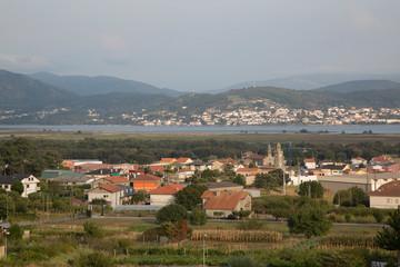 View of A Guarda, Pontevedra