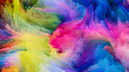 Colorful Paint And Beyond