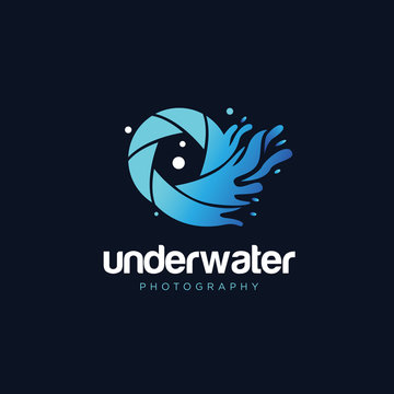 Underwater Photography Logo