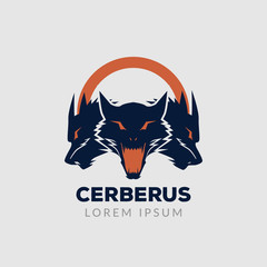 Cerberus Guard Logo Sign Symbol Icon
