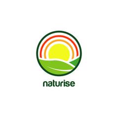 Organic Nature Farm Logo