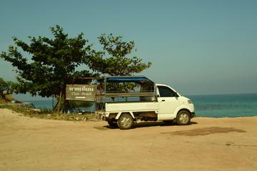 Traumstrand auf KohLarn,Thaiand