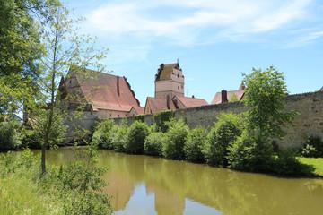 Stadtmauer von Dinkelsbühl, Mittelfranken