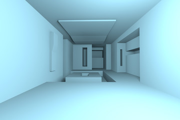 Futuristic Architecture Design