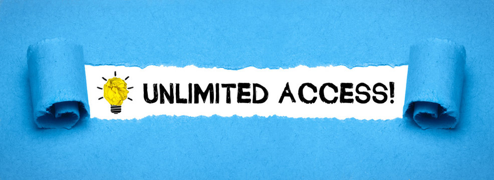 Unlimited Access!