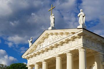 Kathedrale und Basilika Vilnius, Litauen