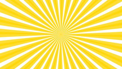 Sun rays sunburst background