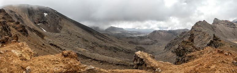 Tongariro Alpine Crossing one-day hike - New Zealand, NZ