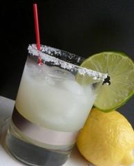 Margarita Lime and Salt Salt Salt