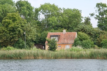 House in the Reeds