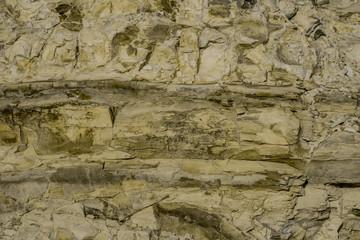Deurstickers Oude vuile getextureerde muur Stone Rock Texture