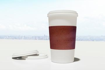 Morning beverage concept