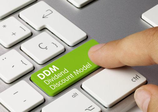 DDM Dividend Discount Model