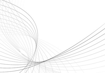 abstract vector business background with lines