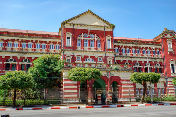 Cooperate Tax Office Myanmar