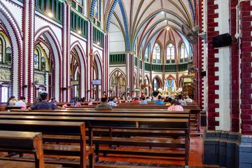 セントメアリー大聖堂 ヤンゴン