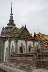 Wat Phra Kaew (Temple of Emerald Buddha)