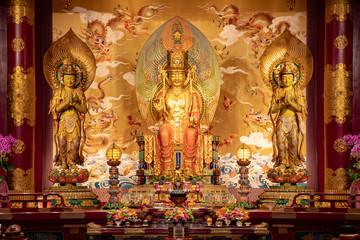 Buddhist temple Singapore chinatown