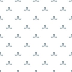 Dolphin pattern vector seamless repeat for any web design