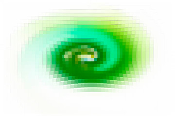 Color design pattern, computer generated images