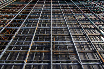 twisted steel racking seizing