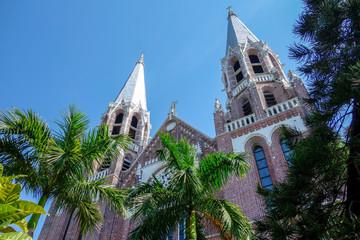 ヤンゴン セントメアリー大聖堂