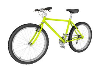 Fahrrad, Freisteller