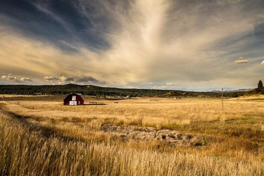 Panorami del Colorado (USA)