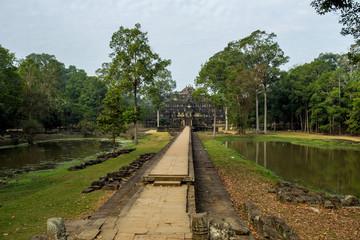 Kambodscha - Angkor - Baphuon