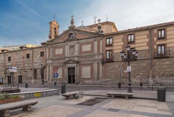 Madrid, Spain. Deskalzas-Reales Monastery, 16th century