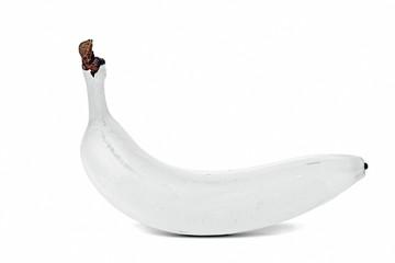 Weiße Banane