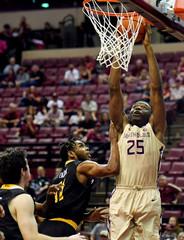 NCAA Basketball: Winthrop at Florida State