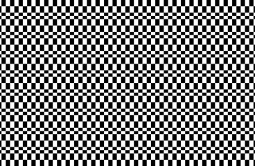 black and white Gingham pattern.Texture from rhombus for - plaid,tablecloths,clothes,shirts, dresses,paper,bedding,blankets,quilts and other textile products.Vector illustration.