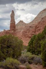 Rock Pipe in Southern Utah