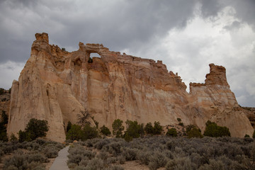 Arch in Southern Utah